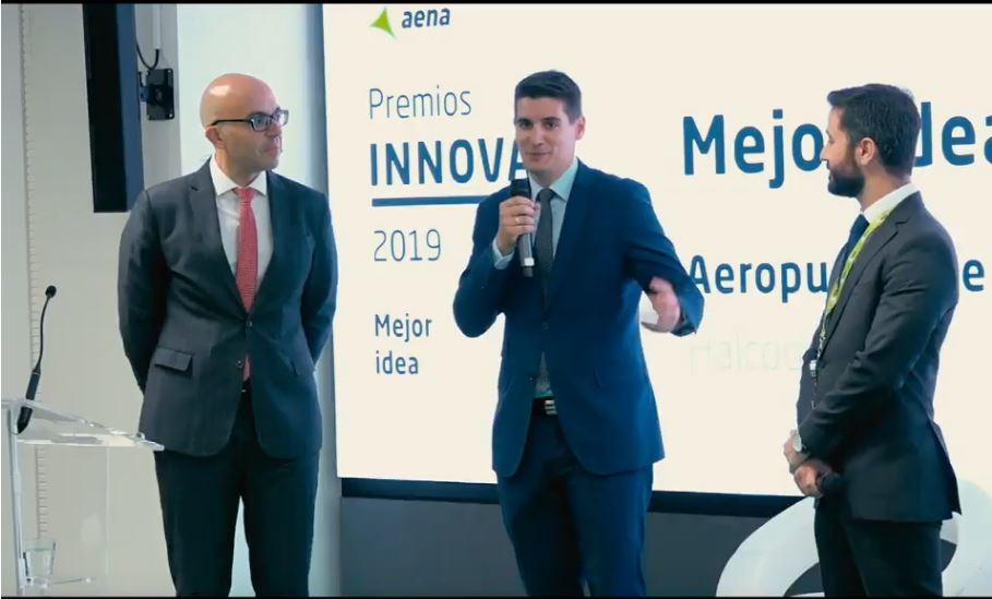 AENA Innovación Premios Joan Riera